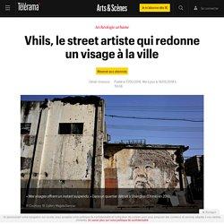 Vhils, le street artiste qui redonne un visage à la ville - Arts et scènes