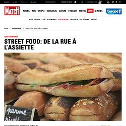 Street Food: de la rue à l'assiette