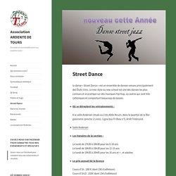 Street Dance – Association ARDENTE DE TOURS