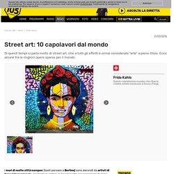 Street art: 10 capolavori dal mondo - Foto 1 di 10