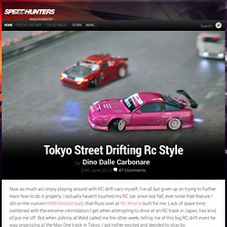Tokyo Street Drifting Rc Style