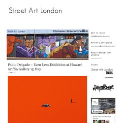 Street Art London – fresh London street art, graffiti & culture