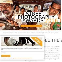 Street Photography Awards 2016