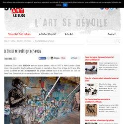 Le Street art poétique de Swoon - sur Strip Art le Blog