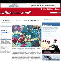 El 'street art' de Valencia ya tiene su propia ruta