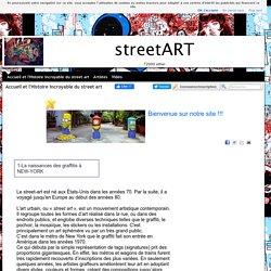 Histoire du street art