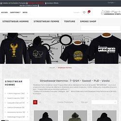 Streetwear Homme mode urbaine cool et banché streetwear homme pas cher