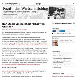 Der Streit um Reinhart/Rogoff in Grafiken