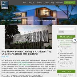 High-Strength Exterior Wall Cladding - Architect's Top Choice