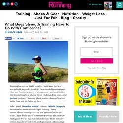 What Does Strength Training Have To Do With Confidence?