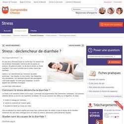 Stress: déclencheur de diarrhée ?
