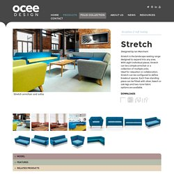 Ocee Design, Stretch reception furnture