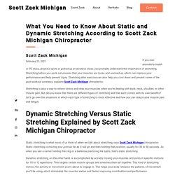 Scott Zack Michigan Chiropractor