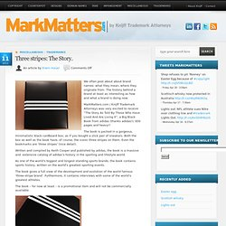 Markmatters.com – Not just another trademark blog