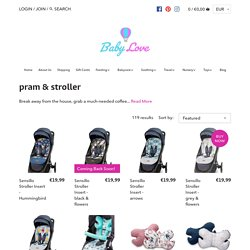 Baby Shop - Baby Strollers & Prams Accessories Online Dundrum, Ireland – Babylove.ie