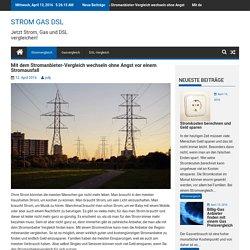 Ohne Strom wegen Stromanbieter-Wechsel?