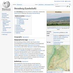 Stromberg (Landschaft)