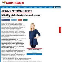 Jenny Strömstedt: Märklig väckelserörelse mot stress