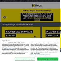 Strona główna Blox.pl