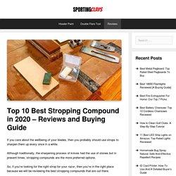 Strop compound
