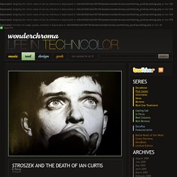 Stroszek and the death of Ian Curtis « wonderchroma