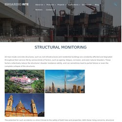 Man-made Concrete Structures Monitoring