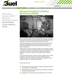 Structural Health & Condition Monitoring (SHCM) - Buel