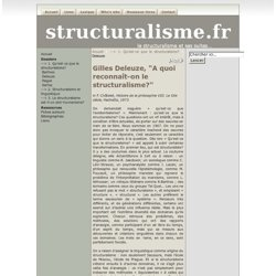 structuralisme pearltrees