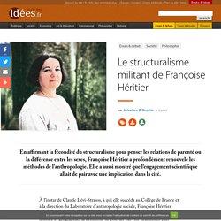 Le structuralisme militant de Françoise Héritier