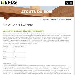 Structure et Enveloppe