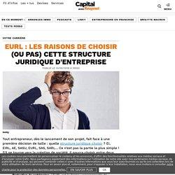 EURL : les raisons de choisir (ou pas) cette structure juridique d'entreprise