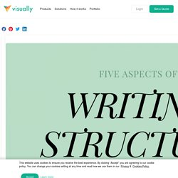 What Structure Of Website Copywriter?