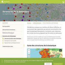 Structures de la botanique