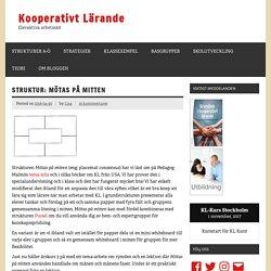 Struktur: Mötas på mitten – Kooperativt lärande