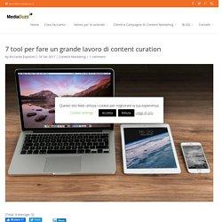Content Curation Tool: 7 strumenti per organizzare contenuti
