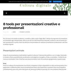 8 strumenti di presentazione online gratuiti