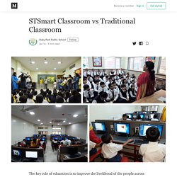 STSmart Classroom vs Traditional Classroom - Ruby Park Public School - Medium