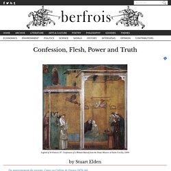 Stuart Elden: Confessio - berfrois