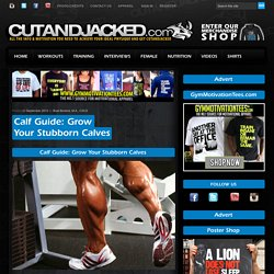 Calf Guide: Grow Your Stubborn Calves
