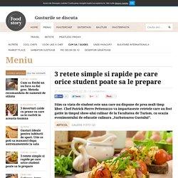 3 retete simple si rapide pe care orice student poate sa le prepare - foodstory.stirileprotv.ro