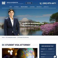 DC Student Visa Lawyer
