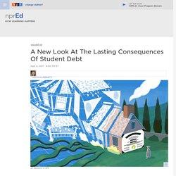 Student Loan Debt Has Nearly Tripled : NPR Ed