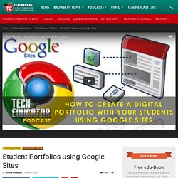 Can Your School District Rely on Google Sites for Student Portfolios?