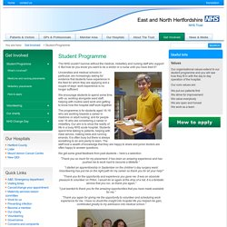 East and North Herts NHS Trust