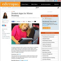 Student Apps for Winter Reading