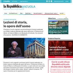 Studente Reporter - Repubblica@SCUOLA
