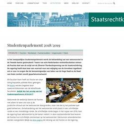 Studentenparlement 2016/2017 – Staatsrechtkring