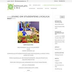 -Sjung om Studentens Lyckliga Mat- Mötesplats CRC