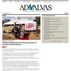 advalvas: Studentenvakbond bindt strijd aan tegen dure en onveilige studentenkamers