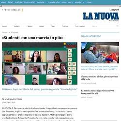 «Studenti con una marcia in più» - La Nuova Sardegna Nuoro